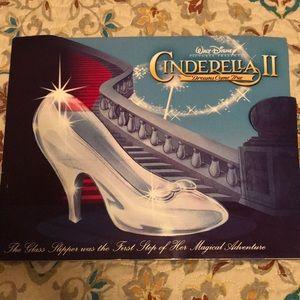 Disney's Cinderella II Lithographs